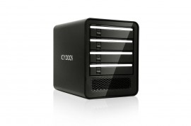 MB561US-4SB-1 4 Bay eSATA & USB External HDD Enclosure