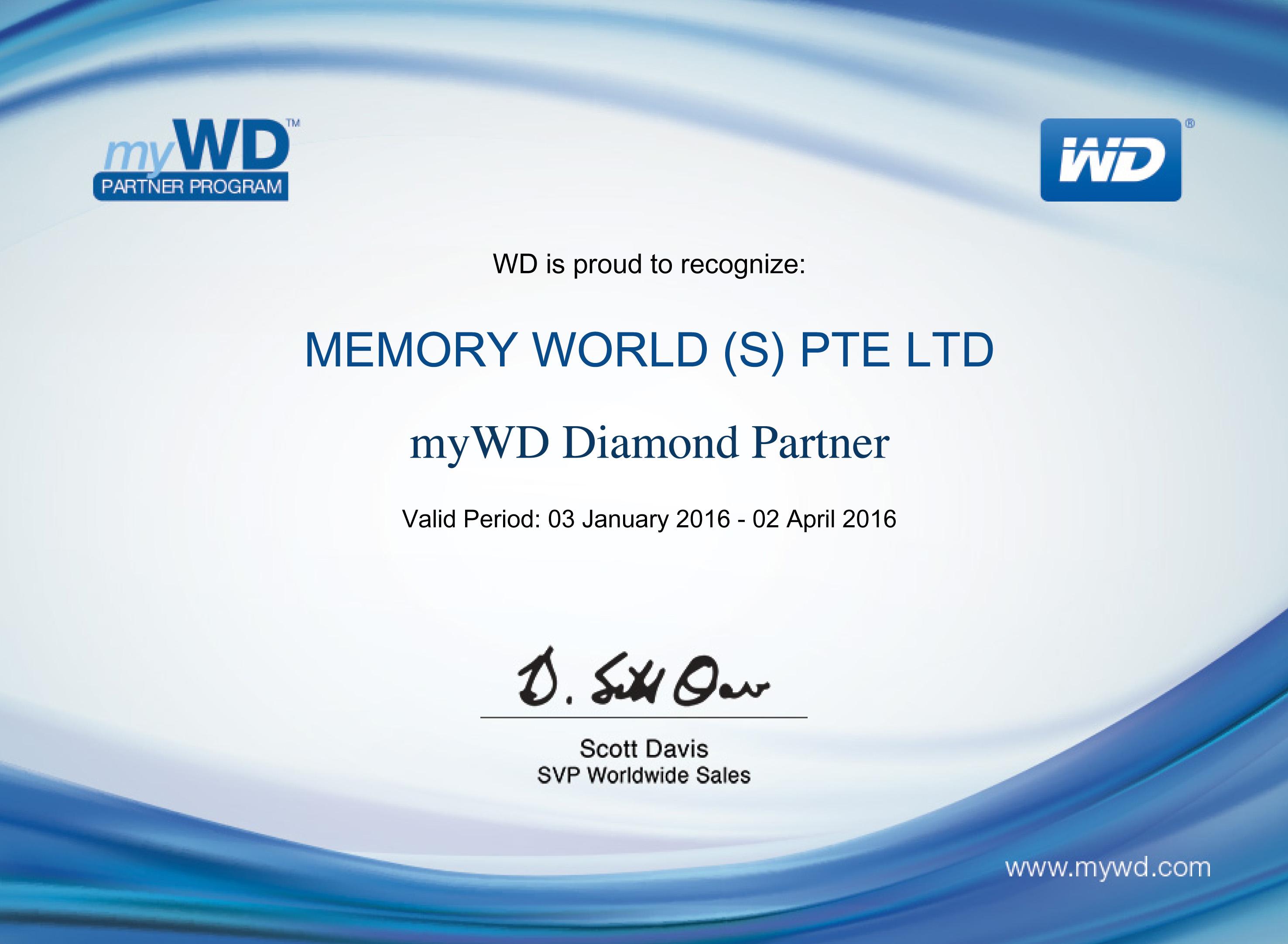 WD Partner