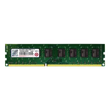 DDR3-1600 U-DIMM (JetRam)