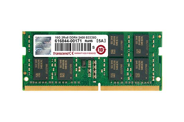 DDR4-2400 ECC SO-DIMM