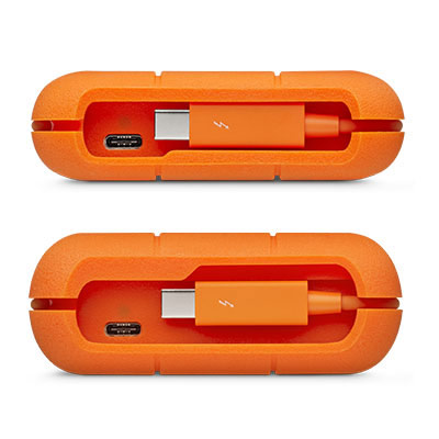 LaCie Rugged Thunderbolt USB - C - 2