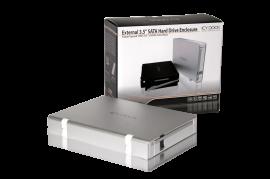 MB559U3S-1S Slim USB 3.0 & eSATA External HDD Enclosure