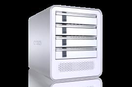 MB561US-4S-1 4 Bay eSATA & USB External HDD Enclosure