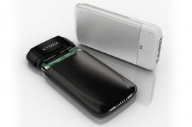 "MB668U-1SB 2.5"" Portable USB 2.0 Enclosure with OTB Function"